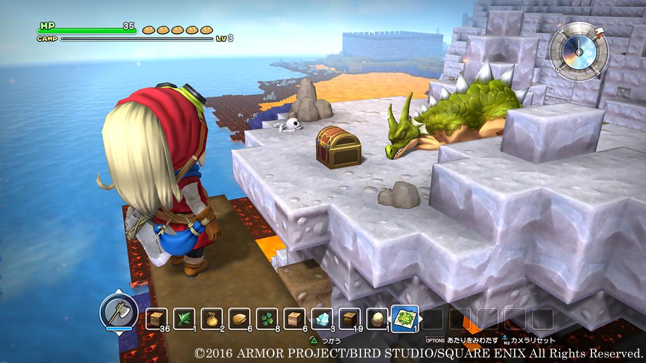 Dragon Quest Builders Toutes Les Images Sur Ps4