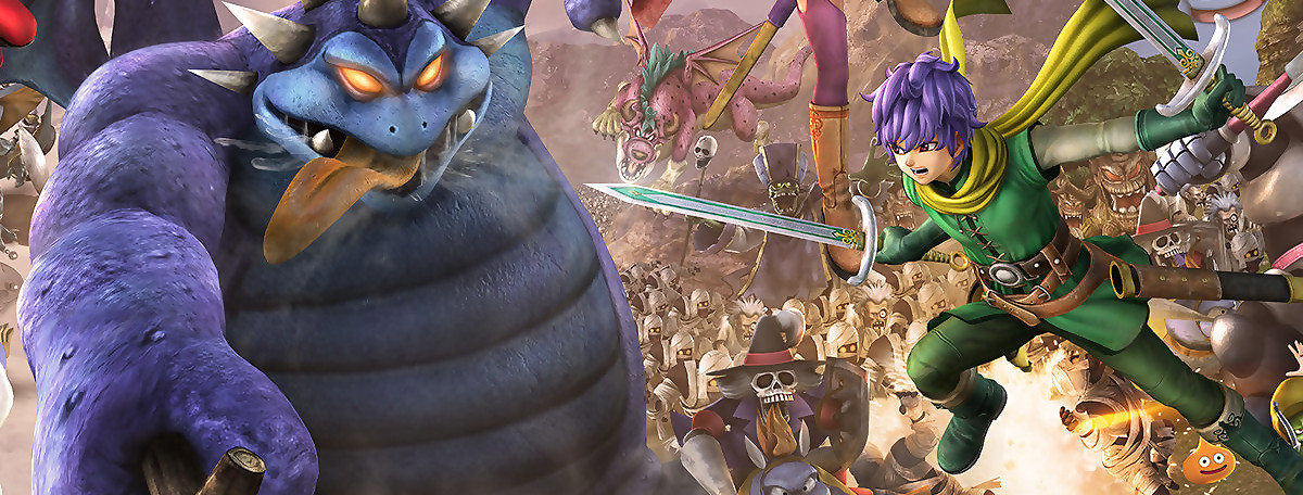 Test Dragon Quest Heroes 2 : on y a joué, une suite ambitieuse ?