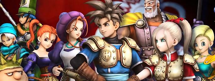 Test Dragon Quest Heroes sur PS4