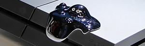 PS4 : des nouvelles images du modèle Slime Metal Edition
