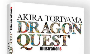 Dragon Quest : un livre d'illustrations avec plus de 500 artworks, des extraits