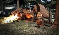 Un dragon est très susceptible. Surtout avec des flèches dans la tête.
