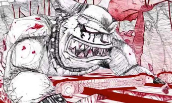 Drawn to Death : gameplay trailer avec David Jaffe