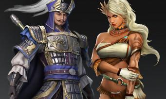 Dynasty Warriors 9 : six vidéos de gameplay dédiées aux officiers