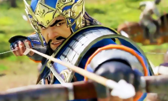 Dynasty Warriors 9 : trailer de gameplay sur PC, PS4 et Xbox One.