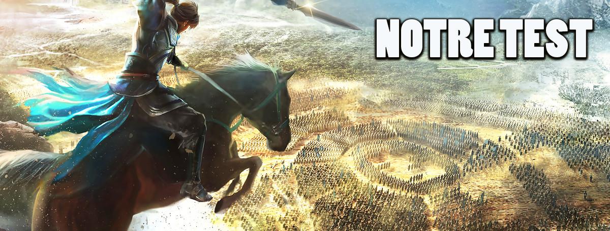 Test Dynasty Warriors 9 : l'open world de la discorde