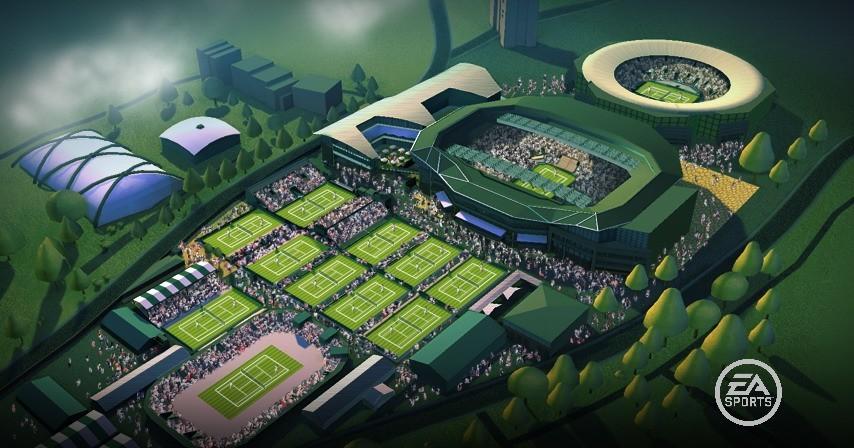 Tournoi Grand Chelem Tennis