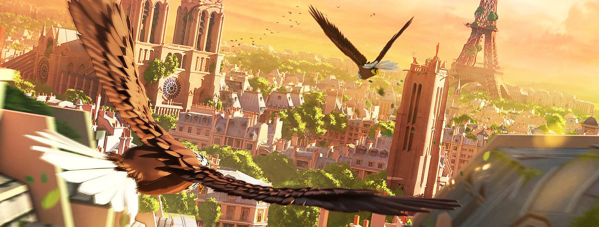 Test Eagle Flight sur PS4 PSVR
