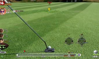 Hot Shots Golf PS4