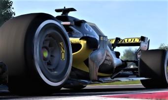 F1 2018 : un trailer de lancement rempli de gameplay