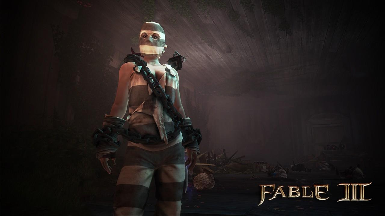 Images Fable 3 - La Forteresse du Traître