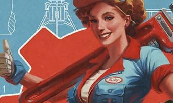 """Fallout 4 : une date et des images pour le DLC """"Vault-Tec Workshop"""""""