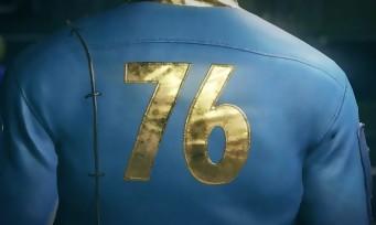 Fallout 76 : trailer de gameplay sur PC, PS4 et Xbox One