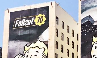 Fallout 76 : des affiches géantes sur les buildings de Los Angeles !