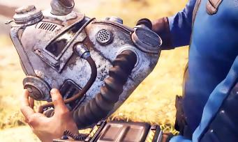Fallout 76 : un incroyable trailer aux échos old-school !