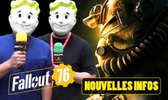 Fallout 76 : on fait le point sur les nouveautés apportées par le jeu