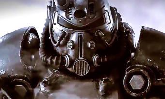 Fallout 76 : découvrez le gros trailer qui servira de vidéo d'introduction !