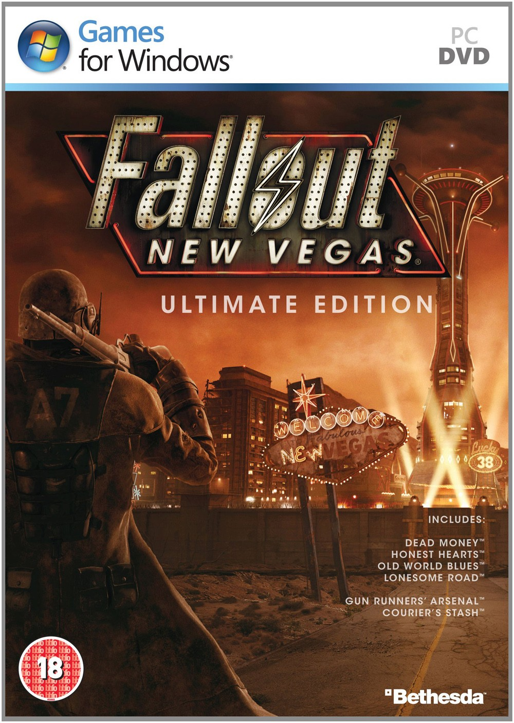 Fallout : New Vegas Ultimate Edition