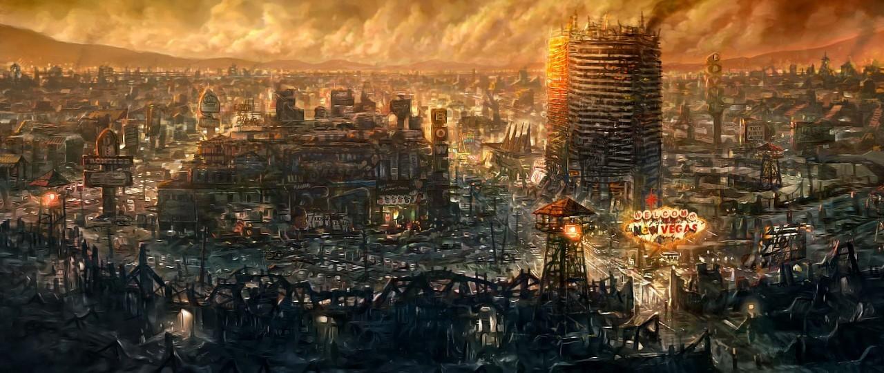 Fallout new vegas моды на графику - ebd
