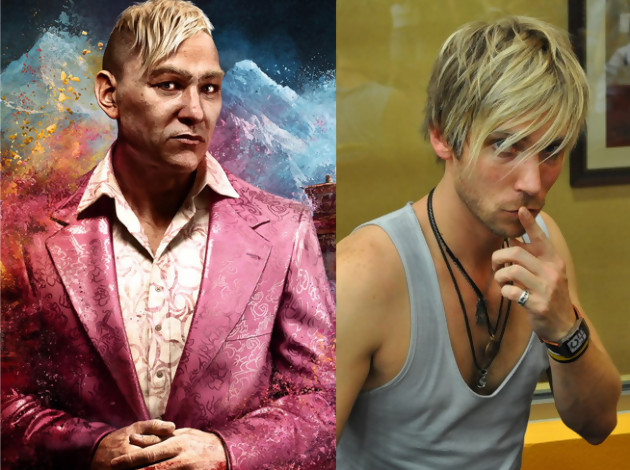 Troy Baker Is Possibly The Best Voice Actor In Videogames Ever