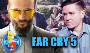 Ubisoft : Avec Far Cry 5, on a cherché à créer la surprise