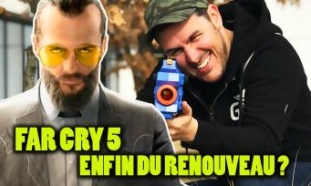 """Far Cry 5 : on a testé le mode """"Far Cry Arcade"""" et toute la coop"""