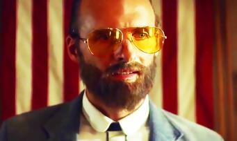 Far Cry 5 : un nouveau trailer avec gameplay et  live-action