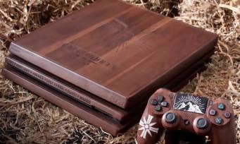 Far Cry 5 : une magnifique PS4 Pro customisée pour fêter la sortie du jeu