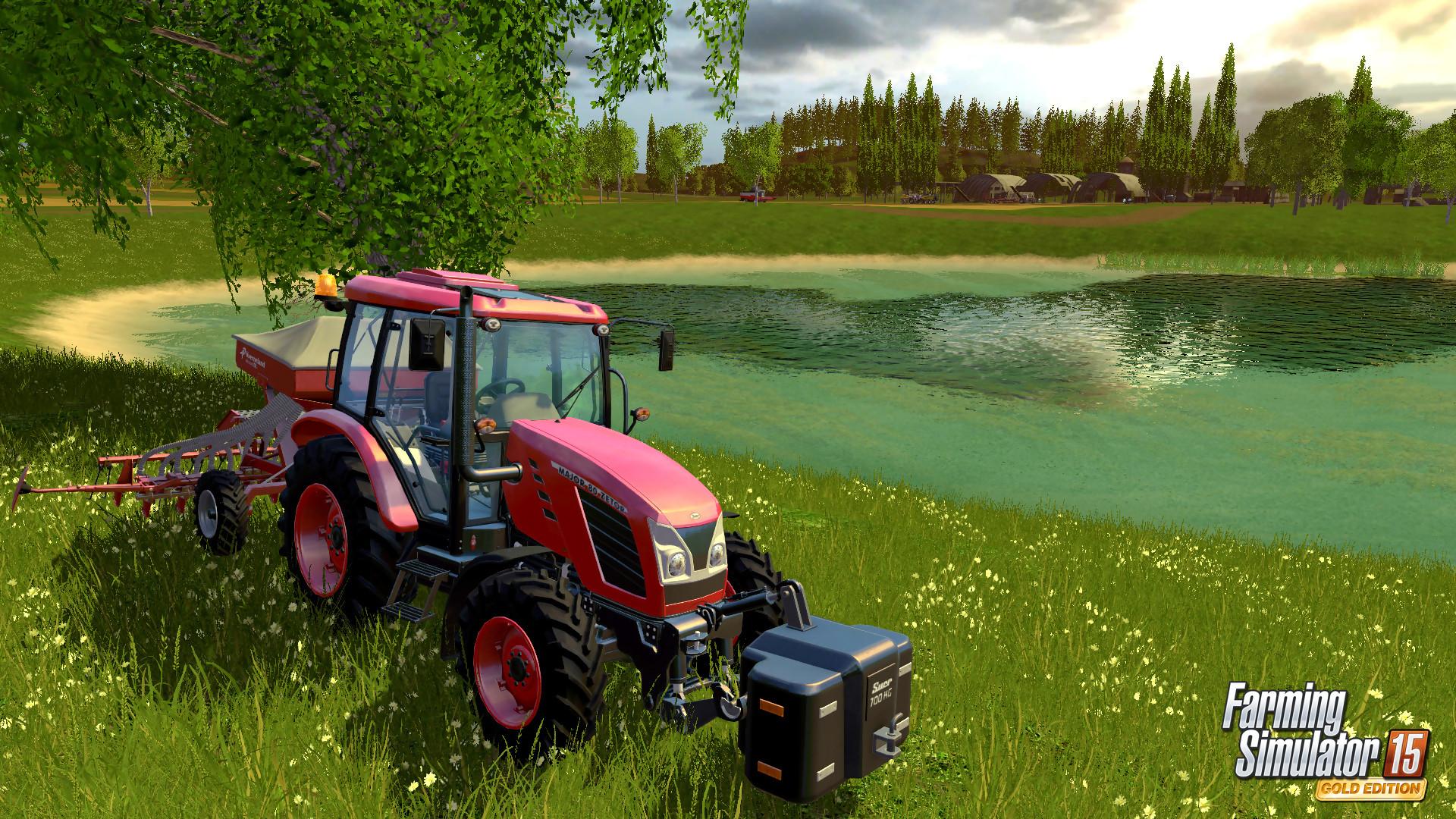 farming simulator 15 l 39 extension gold arrive sur pc et. Black Bedroom Furniture Sets. Home Design Ideas