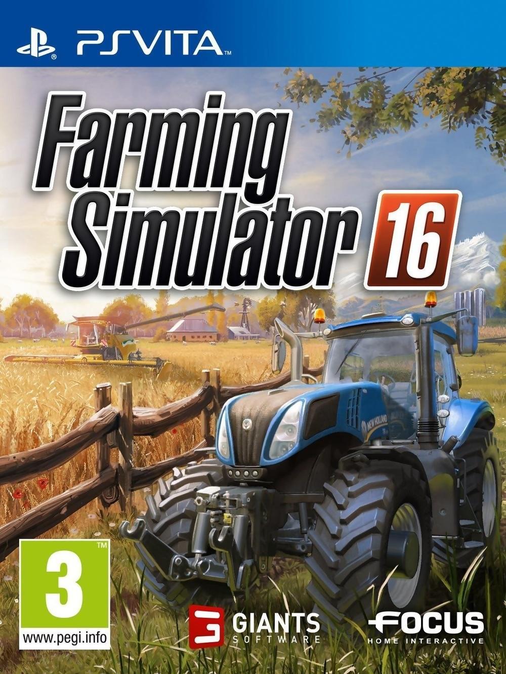 farming simulator 16. Black Bedroom Furniture Sets. Home Design Ideas