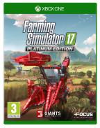 Farming Simulator 17 : Platinum Edition