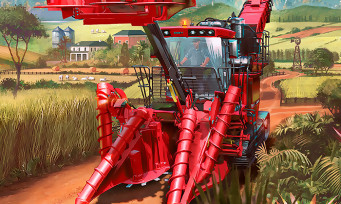 Farming Simulator 17 : trailer de gameplay de la Platinum Edition