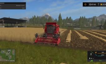 test farming simulator 17 sur pc. Black Bedroom Furniture Sets. Home Design Ideas