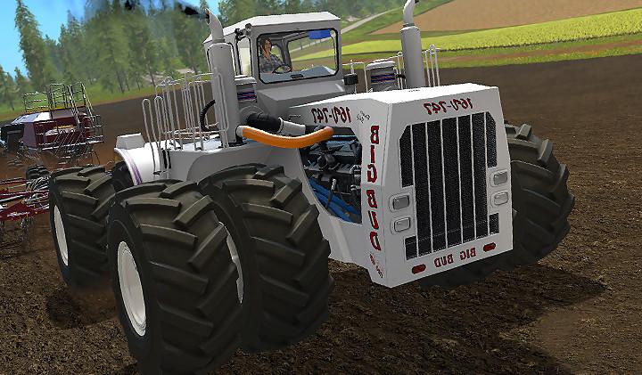 farming simulator 17 voil le plus gros tracteur du monde. Black Bedroom Furniture Sets. Home Design Ideas