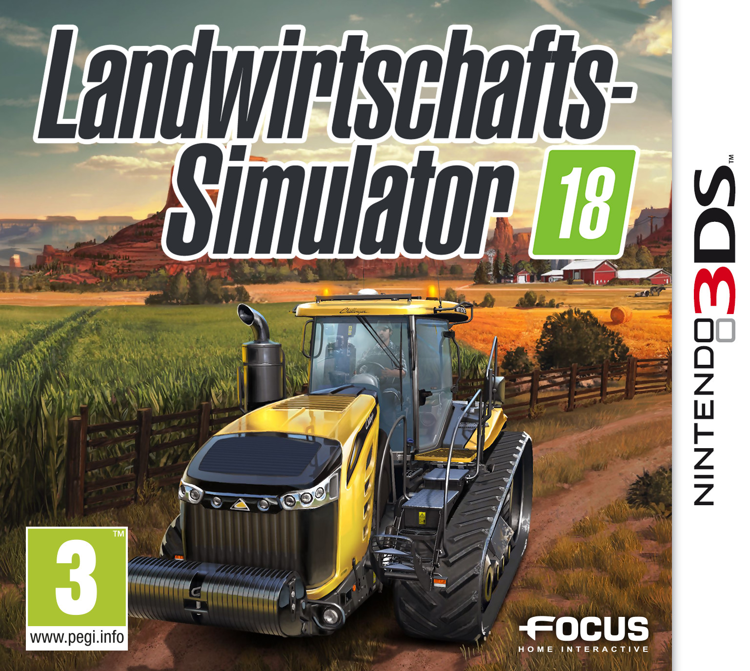farming simulator 18 les premi res images sur switch. Black Bedroom Furniture Sets. Home Design Ideas