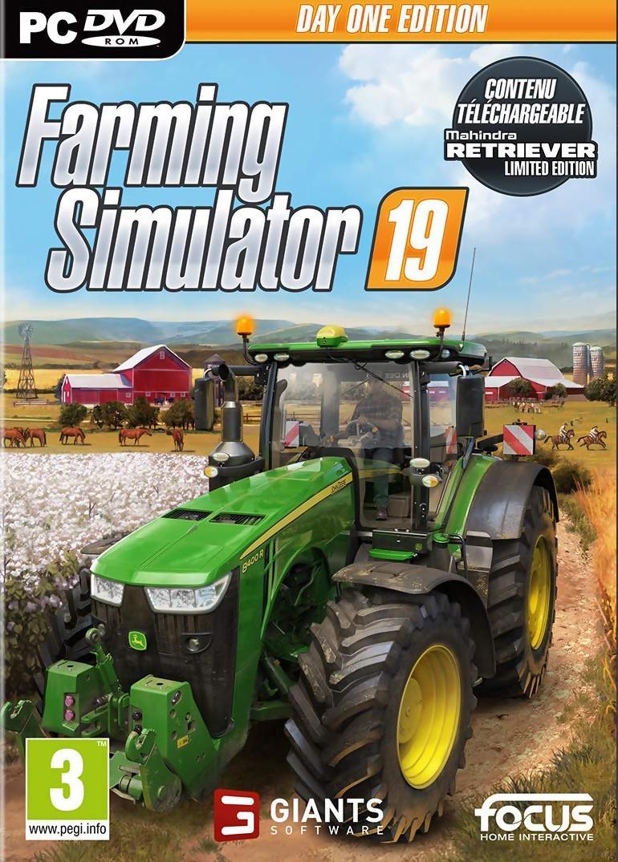 farming simulator 19 voici toutes les nouveaut s du jeu. Black Bedroom Furniture Sets. Home Design Ideas
