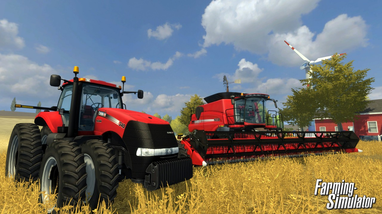 Farming Simulator For Windows 7