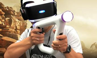 Farpoint : on a rejoué au FPS star du PS VR, nos impressions vidéo