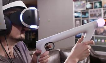 Farpoint : une vidéo consacrée à la manette de visée PS VR