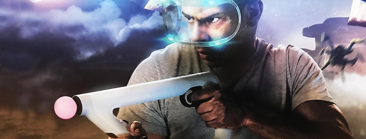 Test Farpoint sur PS4 PS VR