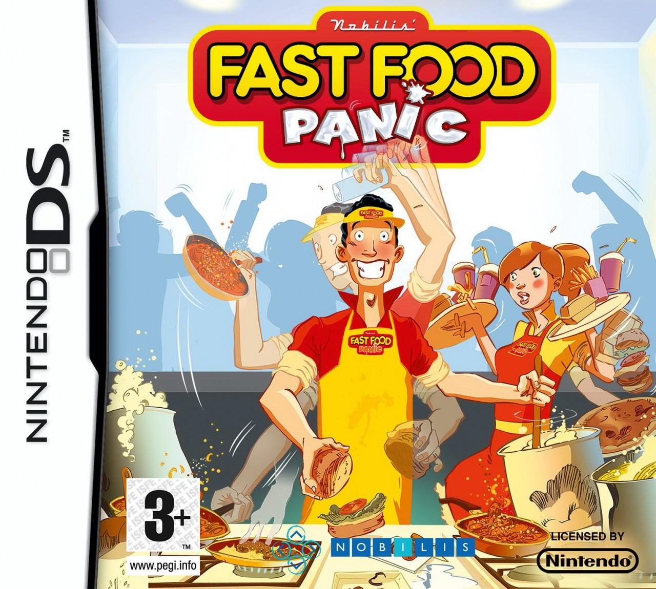 Jeux De Mots Fast Food