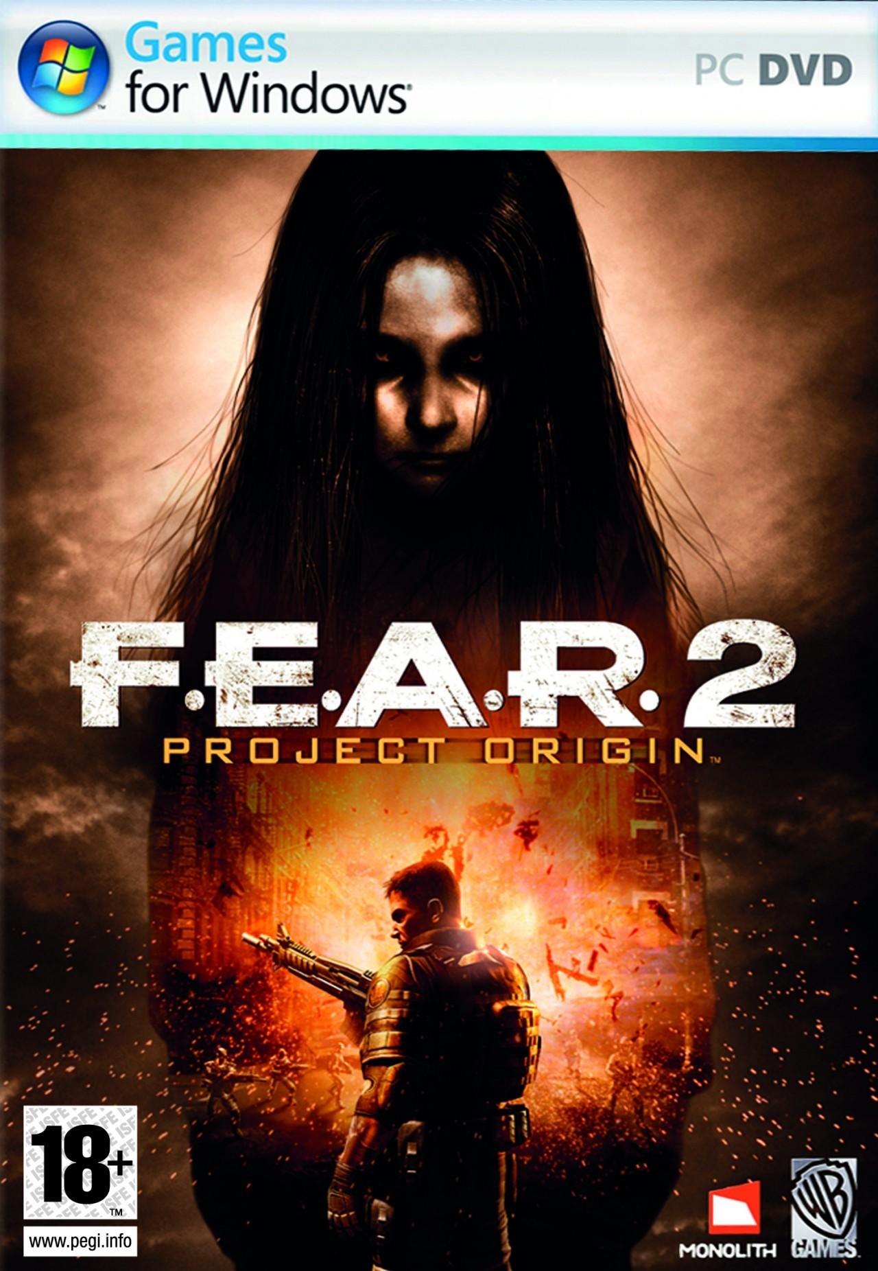 F.E.A.R 2 - Project Origin.