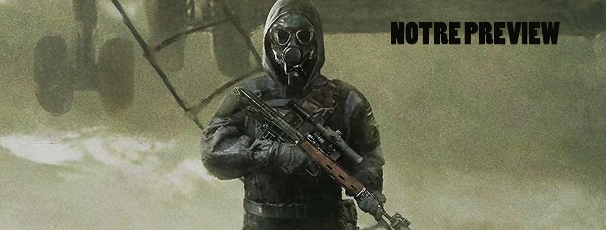 Fear the Wolves : on a joué au Battle Royale des créateurs de STALKER