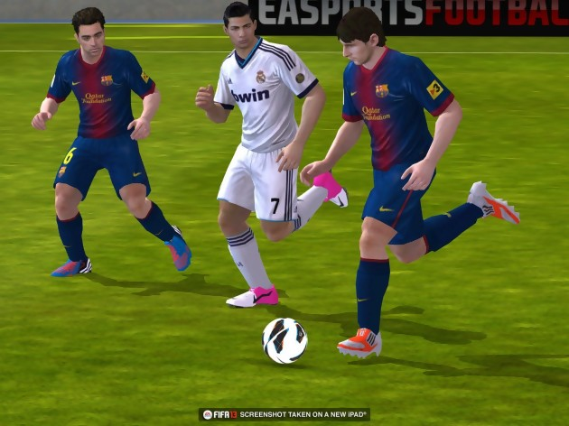 fifa 13 sur iphone et ipad. Black Bedroom Furniture Sets. Home Design Ideas