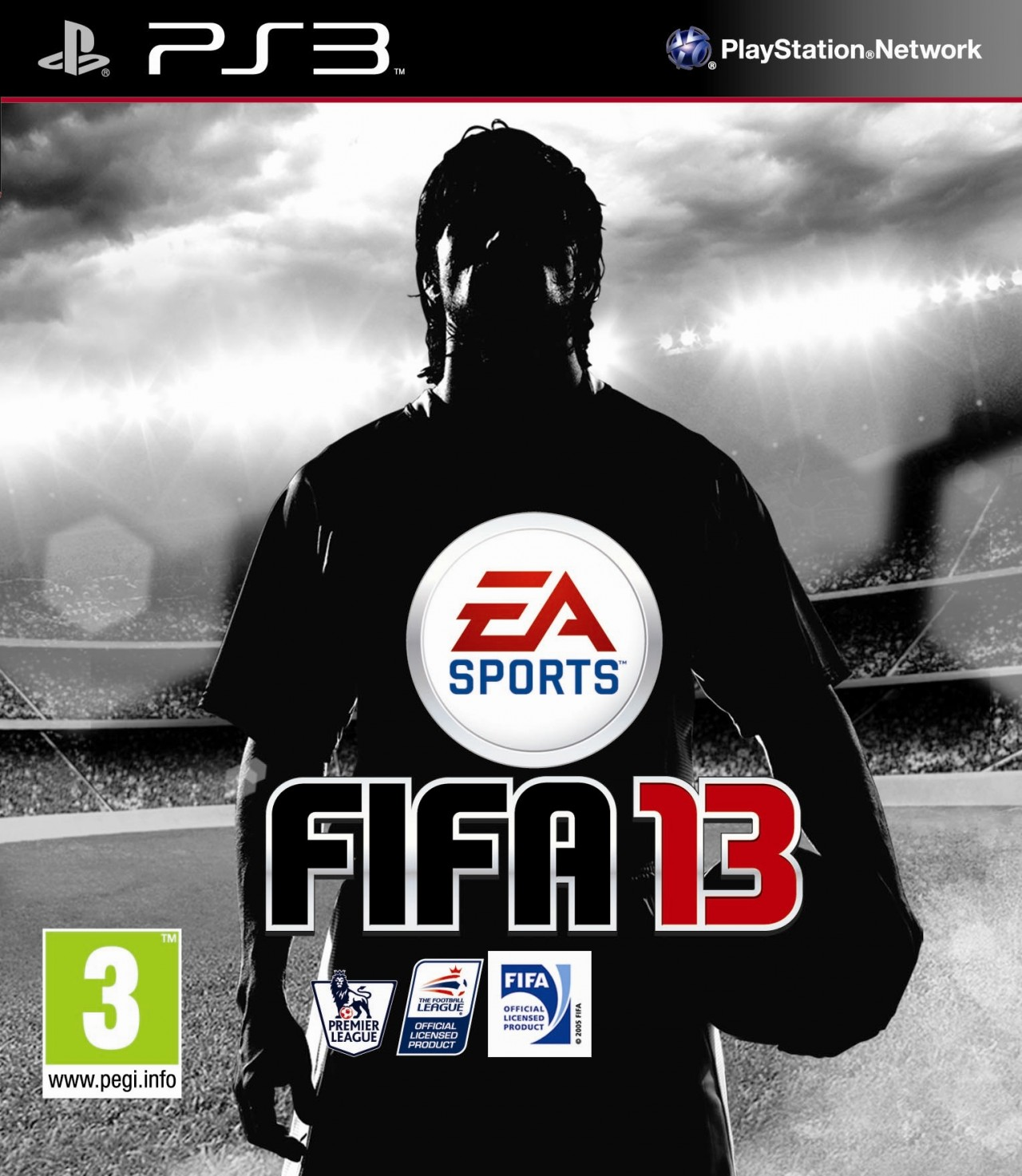 jaquettes fifa 13. Black Bedroom Furniture Sets. Home Design Ideas