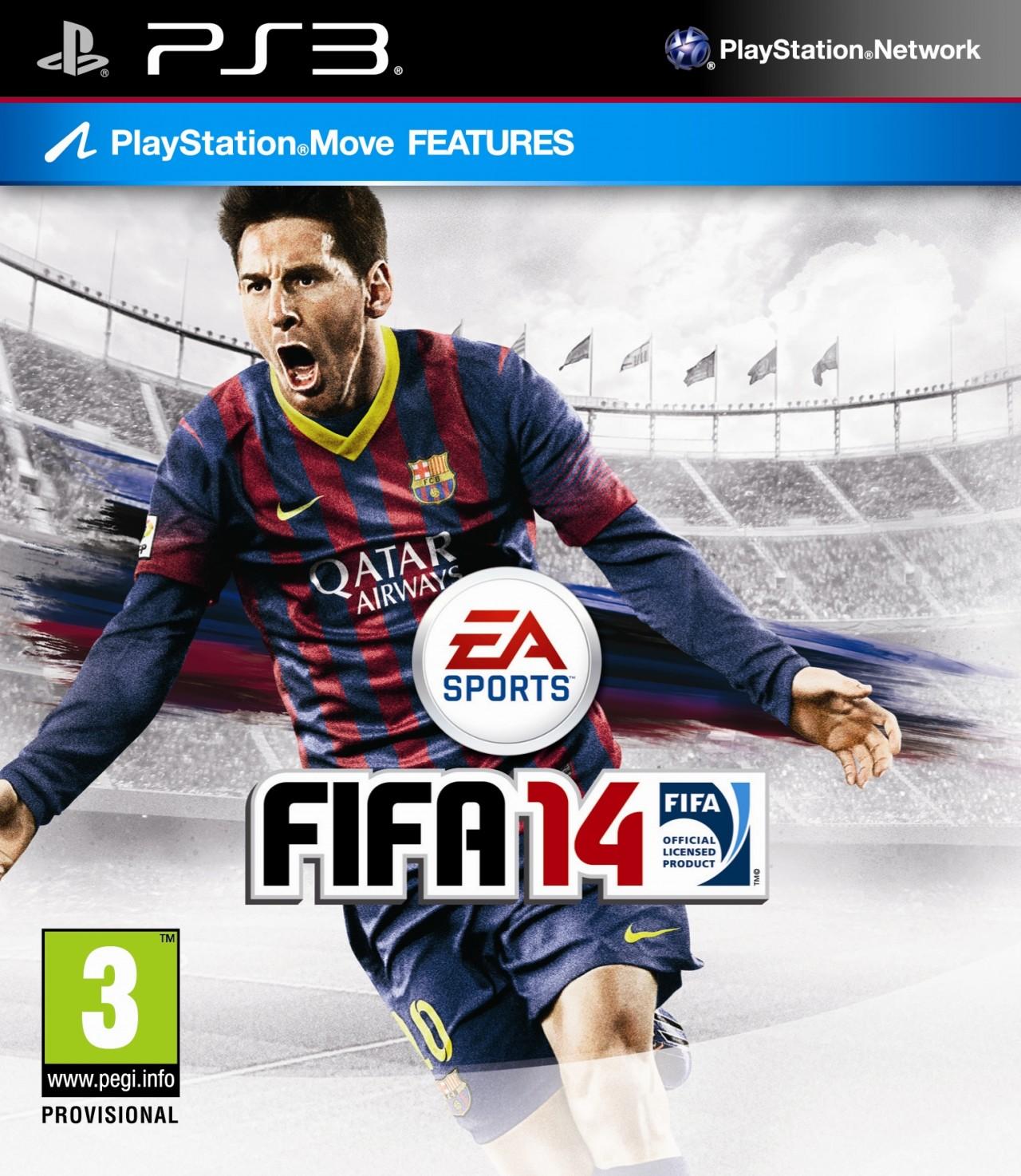 [Multi] FIFA 14 PS3