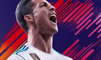 FIFA 18 : un trailer avec Ronaldo, Griezmann et les réseaux sociaux