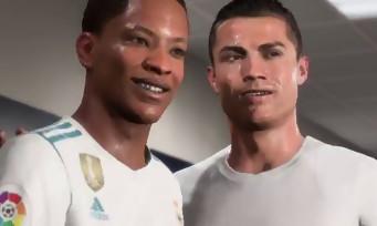 FIFA 18 : le trailer du mode Aventure avec Alex Hunter et Antoine Griezmann