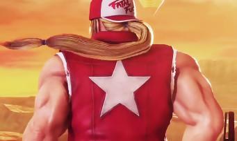 Fighting EX Layer : trailer de gameplay de Terry Bogard