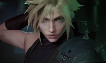 Final Fantasy 7 Remake : Cloud fait une apparition en images